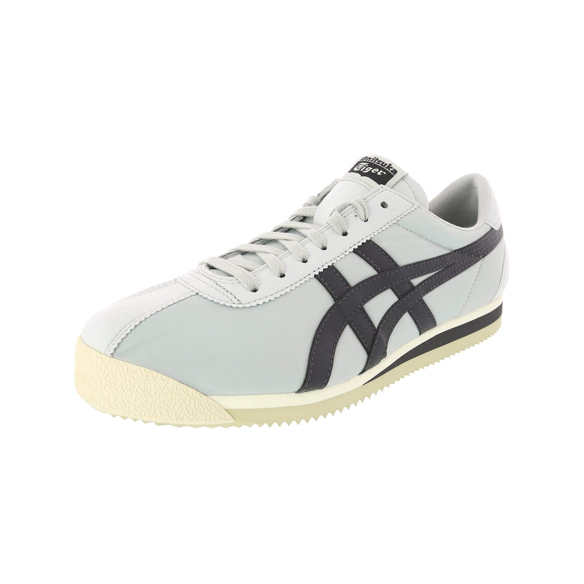 best sneakers c643d 49109 Onitsuka Tiger Men's Corsair Glacier Grey / Dark Ankle-High Fashion Sneaker  - 10.5M