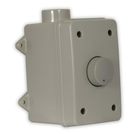 (Theater Solutions OVCDG Outdoor Speaker Volume Control Weatherproof Dial)
