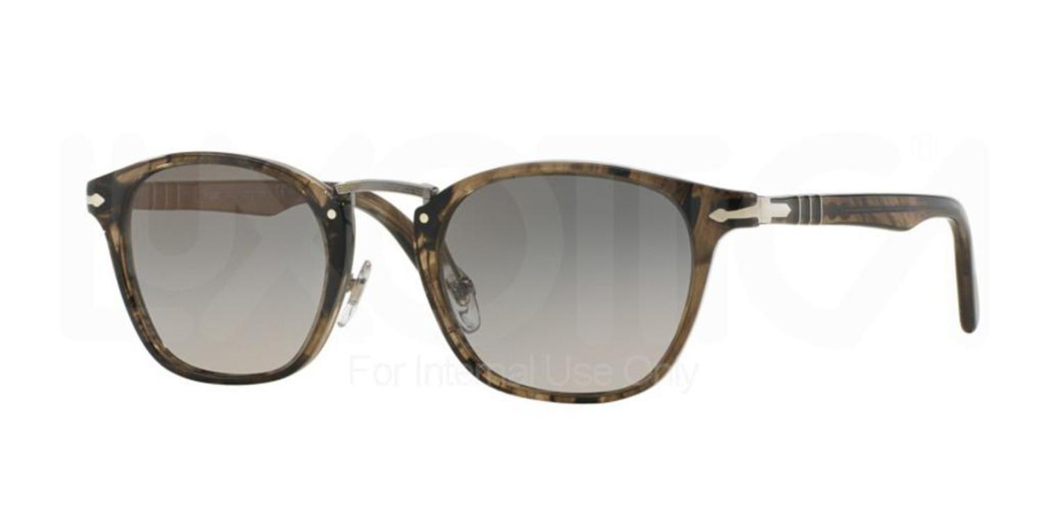 36212e1613 Persol - Sunglasses Persol PO 3110 S 1019M3 CORTEX STRIPED - Walmart.com