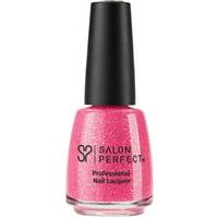Salon Perfect Professional Nail Lacquer, 331 Foxy Lady, 0.5 fl oz