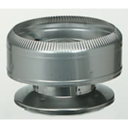 "SuperPro SPR6DRC 6"" Stainless Steel Deluxe Chimney Cap"