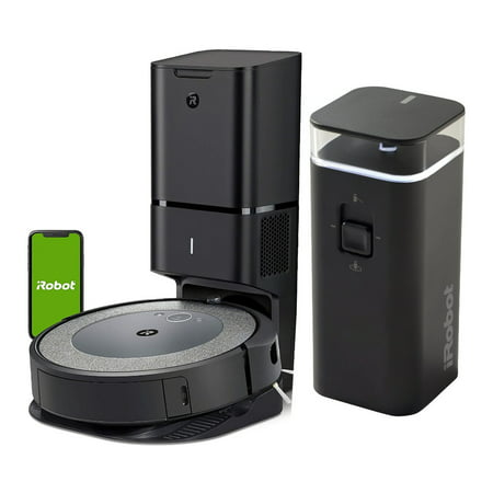 iRobot Roomba i3+ (3550) Wi-Fi Connected Robot Vacuum with Virtual Wall Barrier