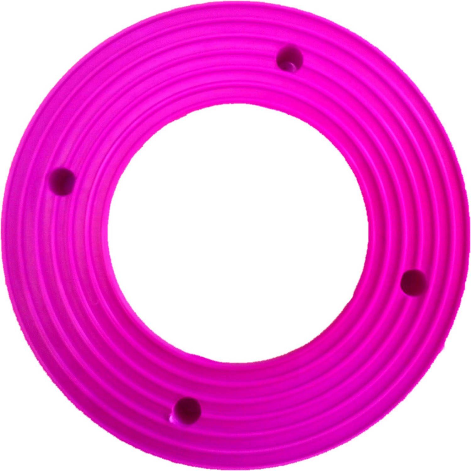 Plant Stand PlantJacks Bright's Collection, Hot Pink, Pack of 4, Multiple Sizes