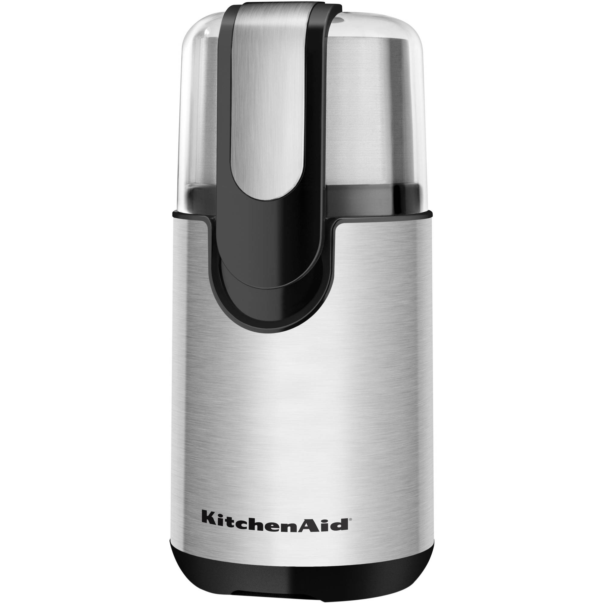 KitchenAid® Blade Coffee Grinder, Onyx Black (BCG111OB) - Walmart.com