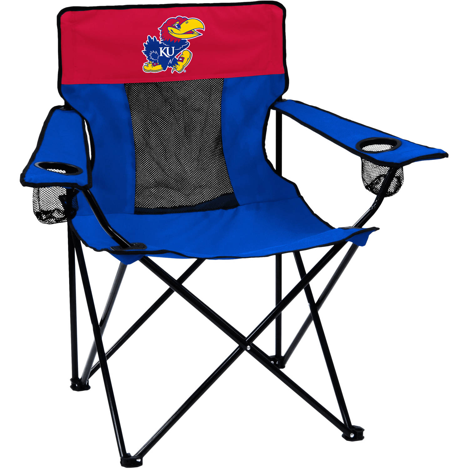 Logo NCAA Kansas Elite Chair