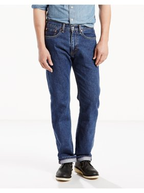 Levi's Men's Big & Tall 505 Regular Fit Jeans