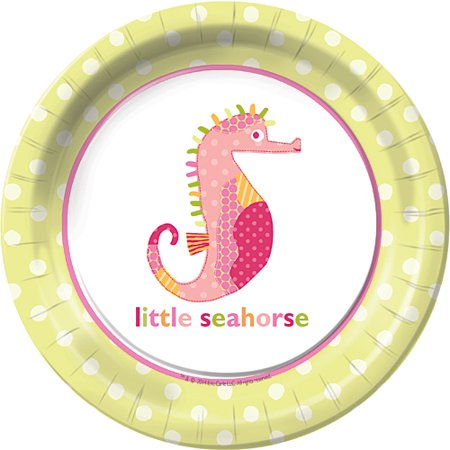 Hungry Caterpillar Baby Girl Dessert - Hungry Caterpillar Paper Plates