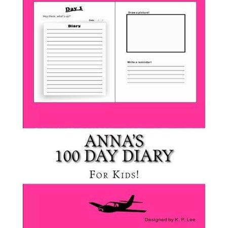 Annas 100 Day Diary