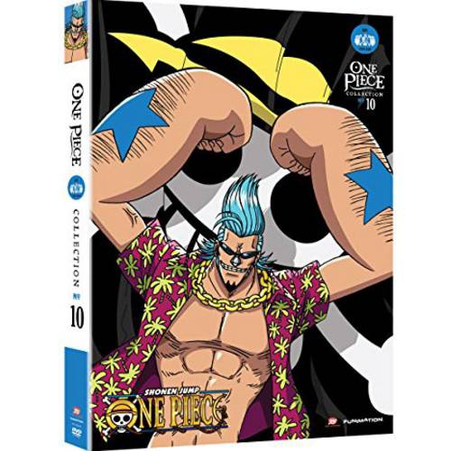 One Piece: Collection 10 (Japanese)