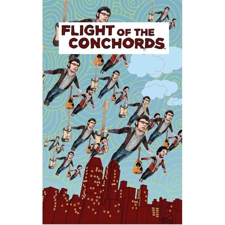 Flight of the Conchords - movie POSTER (Style C) (11