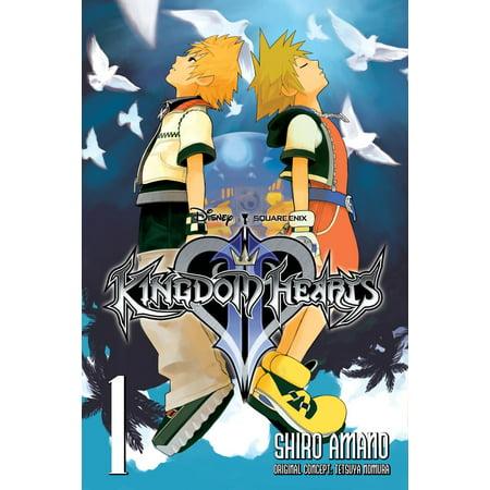Kingdom Hearts II, Vol. 1 - eBook