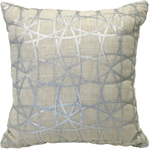 Better Homes and Gardens Sequin Decorative Pillow
