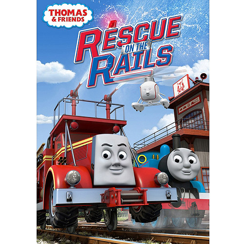 Thomas & Friends: Rescue On The Rails (Full Frame)