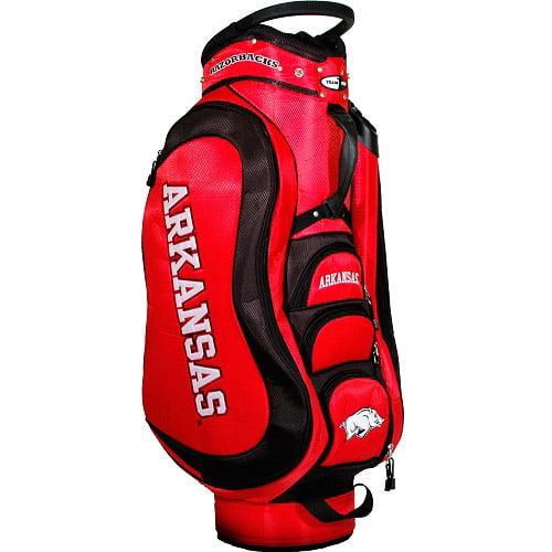 Team Golf NCAA Arkansas Medalist Golf Cart Bag