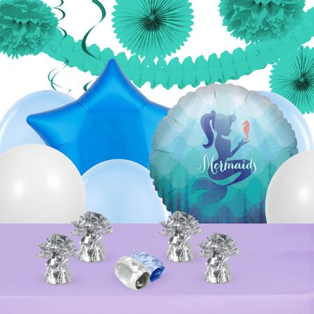 Mermaids Under The Sea Deco Kit](Under The Sea Props)