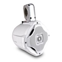 Lanzar AQWB65W - 500 Watts 6.5'' 2-Way Marine Wake Board Speaker (White Color)