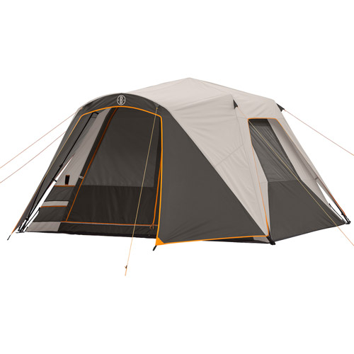 Ozark Trail 8 Person 2 Room Family Cabin Tent  sc 1 st  Walmart & Bushnell 6 Person Tent with 4 Chairs and 4 Sleeping Bags Value ...