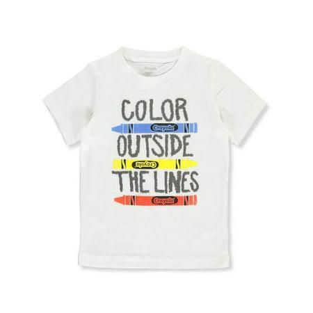 Crayola Boys' T-Shirt