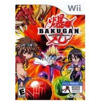 Bakugan Bronze Wmt Excl  (Wii) - Pre-Owned