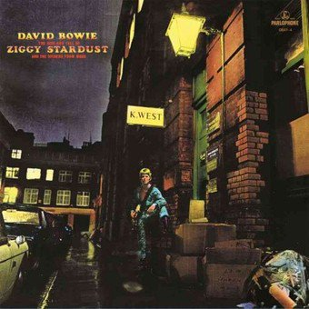 David Bowie - Rise & Fall Of Ziggy Stardust & Spiders From Mars - Vinyl (Bowie 7 Picture Disc)