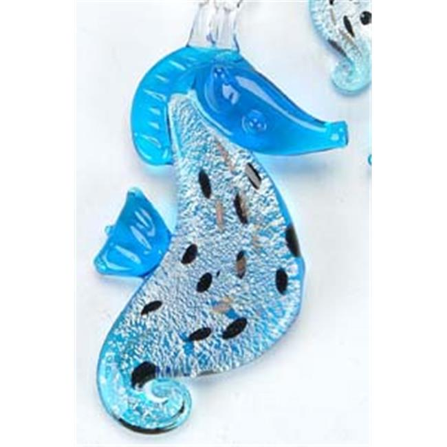 Unison Gifts KA-1986 18-21 in. Seahorse Turquoise Necklace