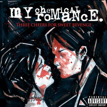 Three Cheers For Sweet Revenge  Vinyl   Explicit