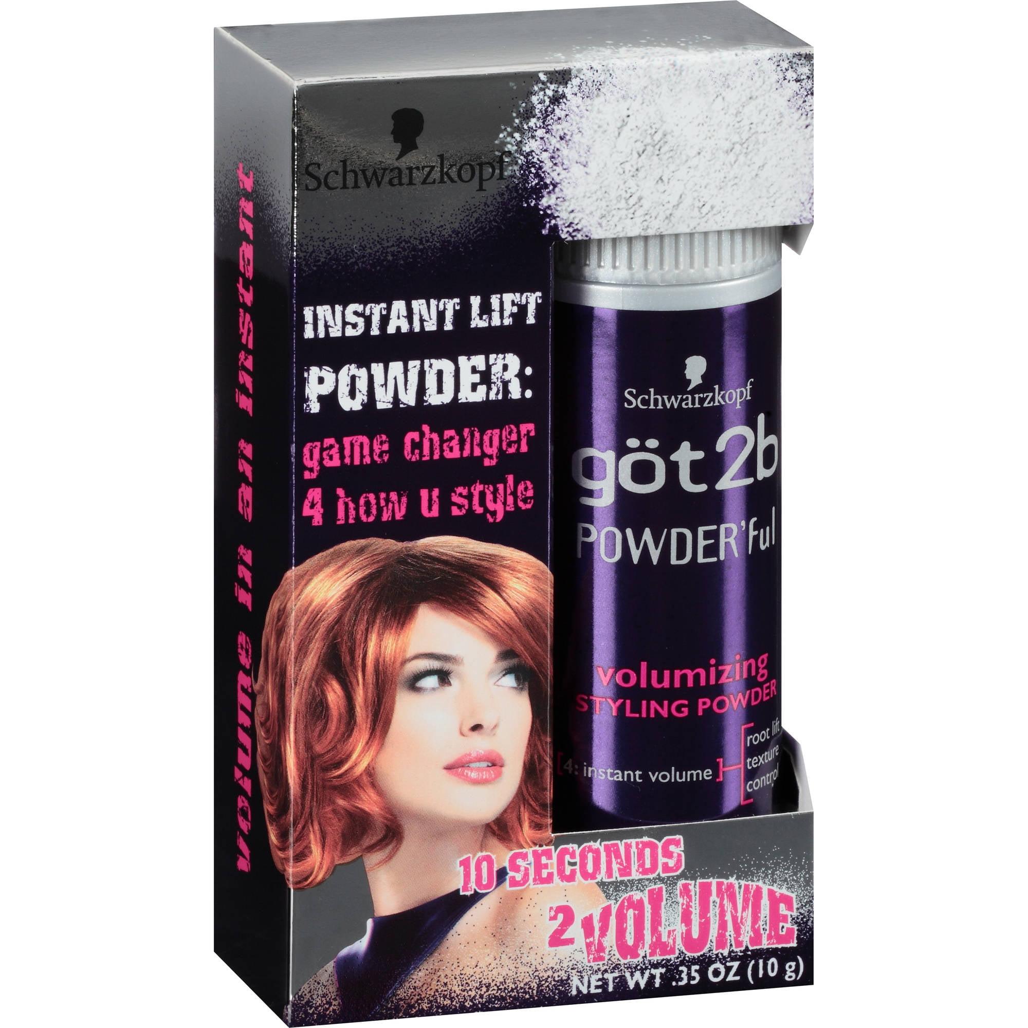 got2b Powder'ful Volumizing Styling Powder, .35 oz