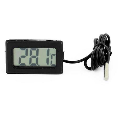 Gage Temperature Sensors (-50 to 110 Centigrade 1m Cable Temperature Gauge Thermometer)