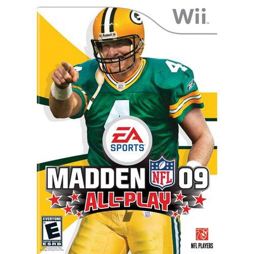 Madden NFL 09 (Wii)