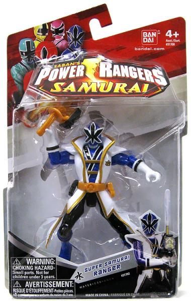 Power Rangers Super Samurai Ranger Water Action Figure by