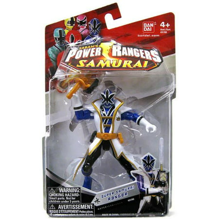 Power Rangers Super Samurai Ranger Water Action