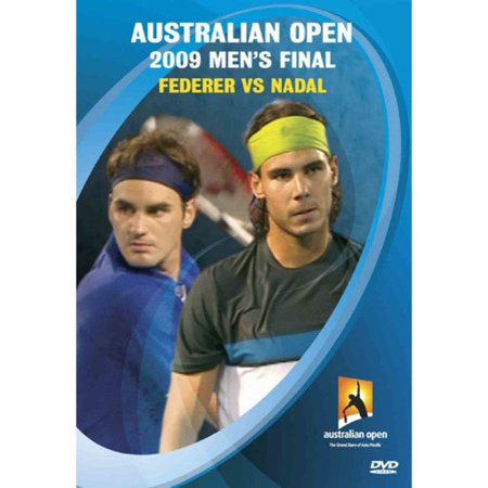 Australian Open 2009 Mens Final   Federer Vs  Nadal