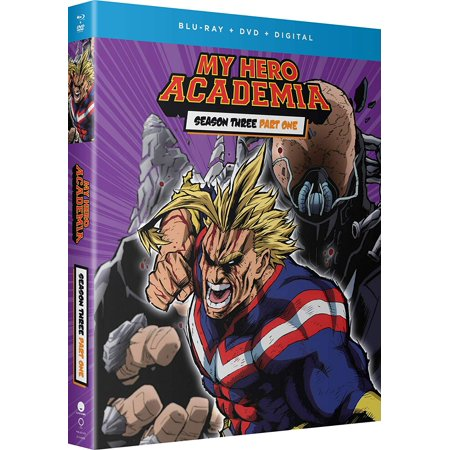 My Hero Academia: Season Three. Part One