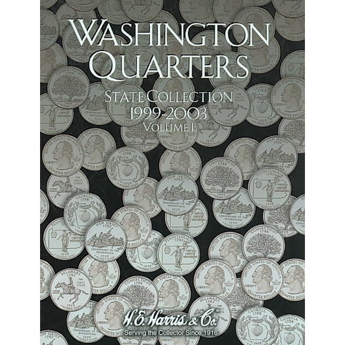 Washington Quarters: State Collection 1999 - 2003