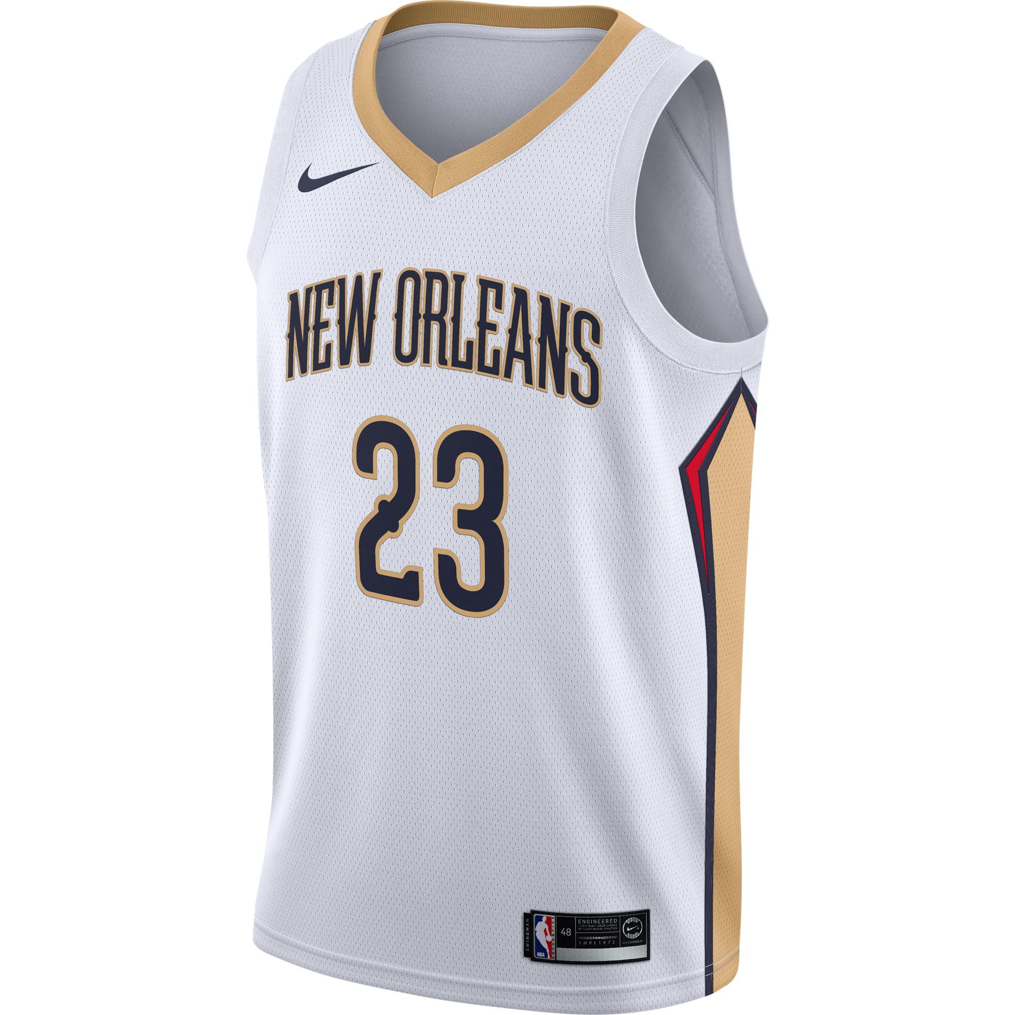 Anthony Davis New Orleans Pelicans Nike Swingman Jersey