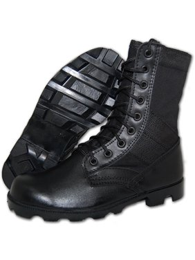 Product Image AMERICAN SHOE FACTORY G.I. Combat Leather Jungle Boots f099d2ce7fb