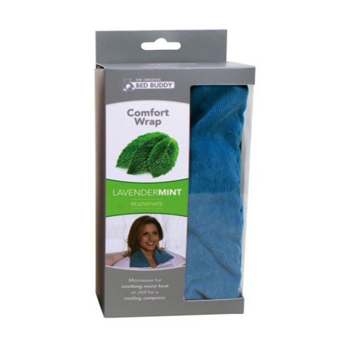 Bed buddy at home comfort wrap, blue part no. bbf4015-12 (1/ea)