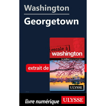Washington - Georgetown - eBook