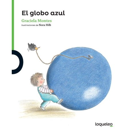 El Globo Azul   The Blue Balloon