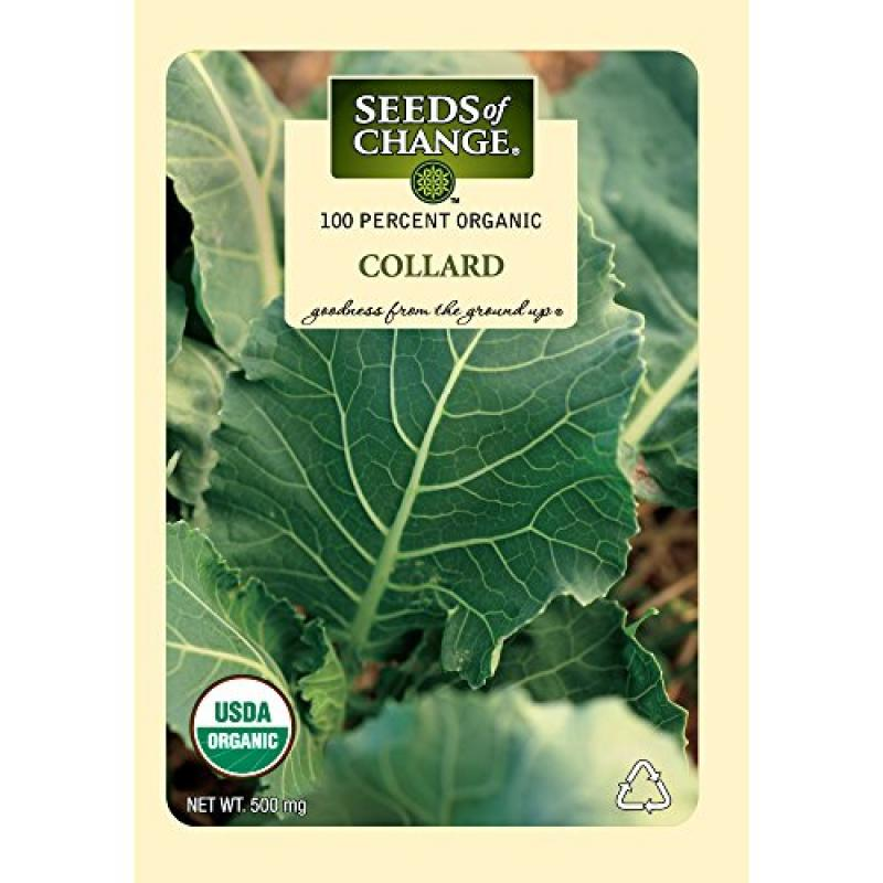 Seeds Of Change Collard Seed Pack