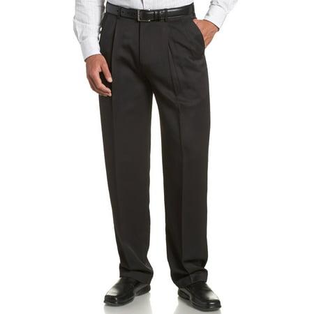 Men 33X31 Classic Fit Dress Pants Double Pleated 33 Double Pleated Trouser
