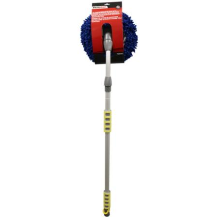Autocraft 10 Quot Microfiber Wash Mop With Flow Thru Pole