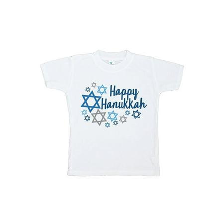 Custom Party Shop Baby's Happy Hanukkah T-shirt - XL (18-20) T-shirt