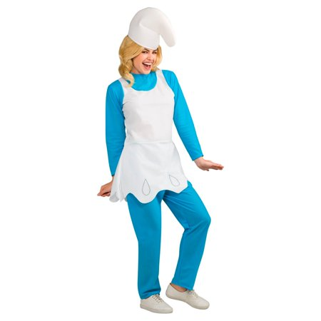 Women's Smurfette Costume](Toddler Smurfette Costume)
