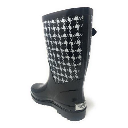 Forever Young Women's Short Shaft Rainboots