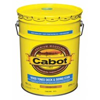 Wood Toned Deck & Siding Stain (VOC) Heartwood - 5 Gallon