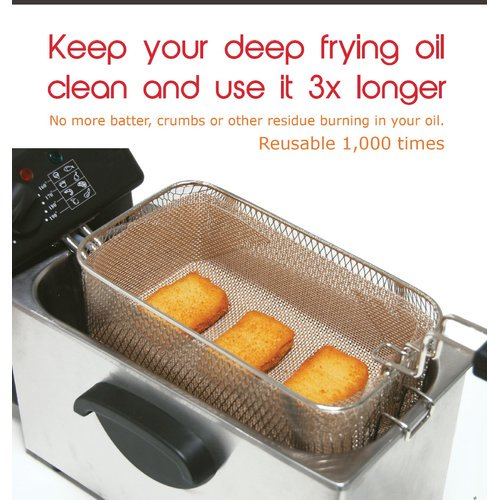 Cooks Innovations Deep Fryer Filter
