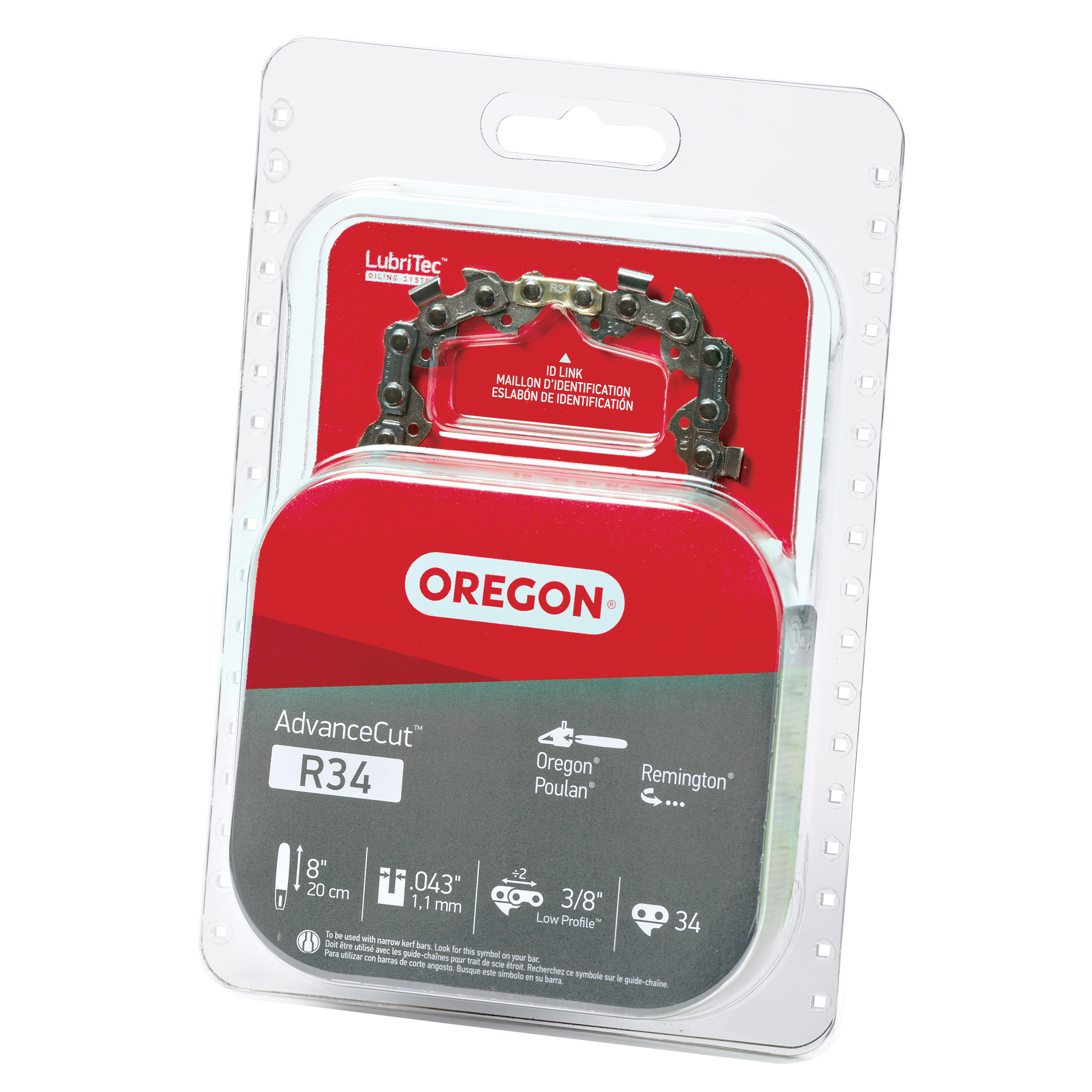 Oregon 8-in AdvanceCut Saw Chain by Blount Inc
