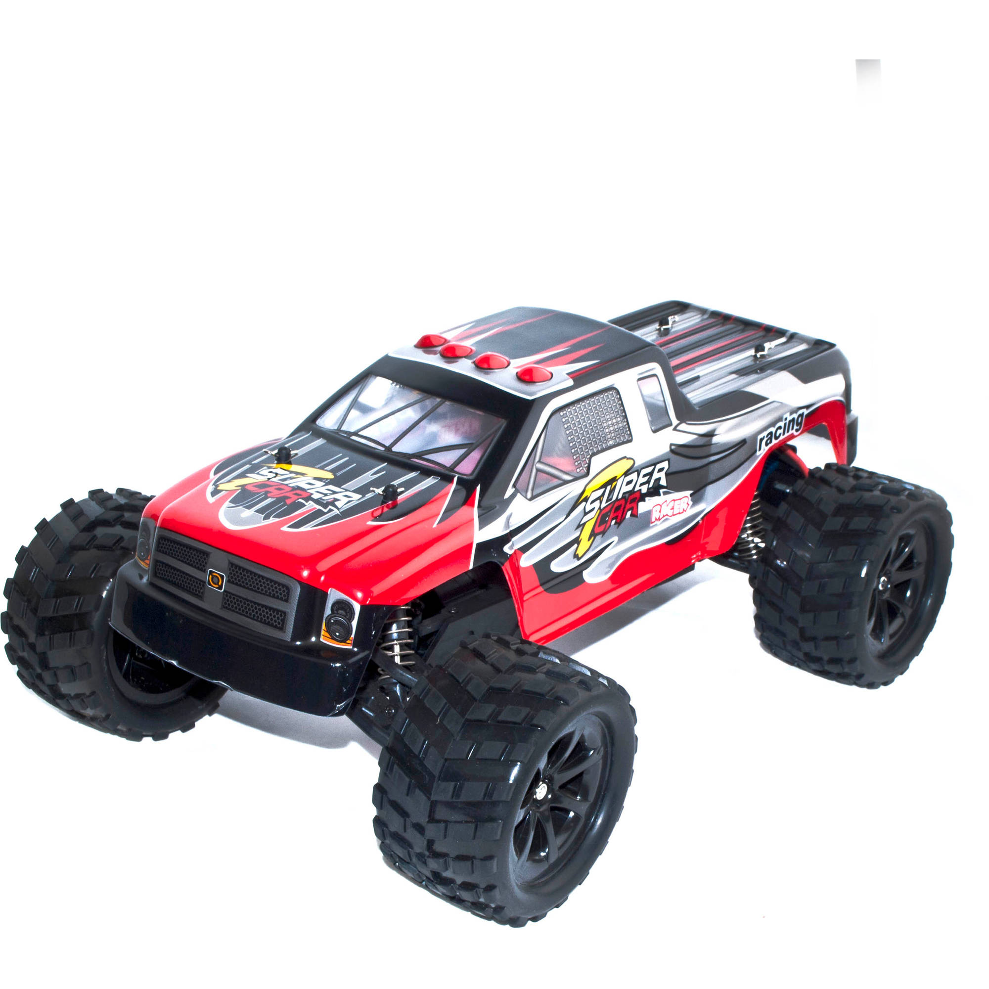 2.4G 1:12 Scale RCC66969RED Brushed Electric Powered Monster Truck