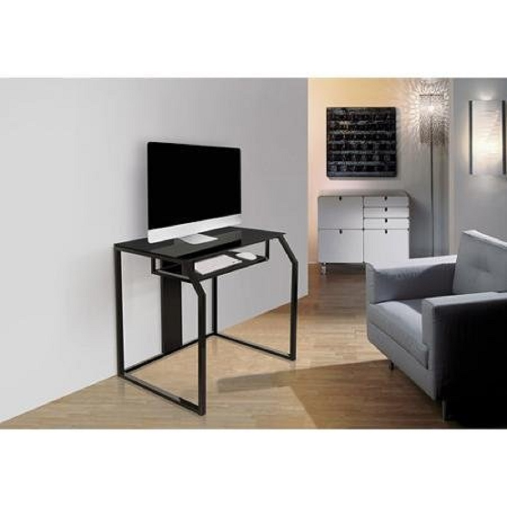 Bell'O Student Computer Desk Black Pamari Collection CD8876B by Bell'O